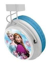 Fone De Ouvido Frozen Headphone Multilaser Ph129 Fun