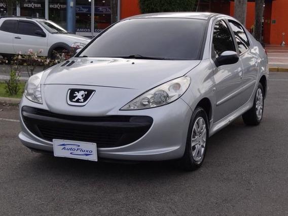 Peugeot 207 Sedan Xr Passion 1.4 8v Flex