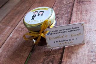 Souvenir Recuerdo Matrimonio Uniones Civiles