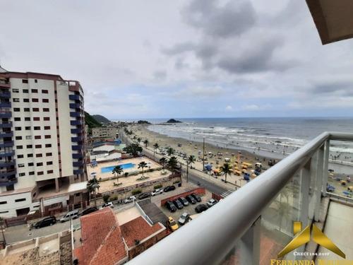 Apartamento Novo Sol Da Manhã 2 Dorm. No La Barre Em Itanhaém Praia Dos Sonhos - Ap00044 - 69033688