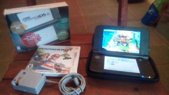 New Nintendo 3ds Xl Desbloqueado