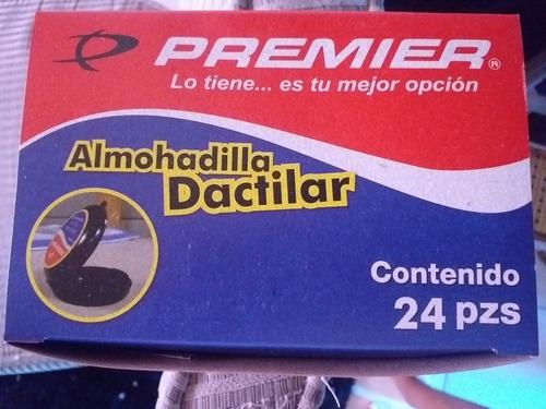 Almohadilla Dactilar