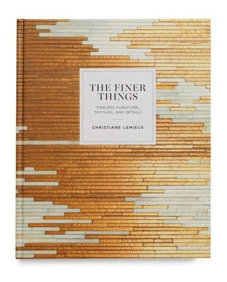 Livro The Finer Things