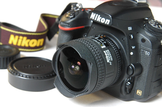 Lente 16mm 2.8 Nikon Fisheye Olho Peixe P Fx 14mm 10.5mm Vr