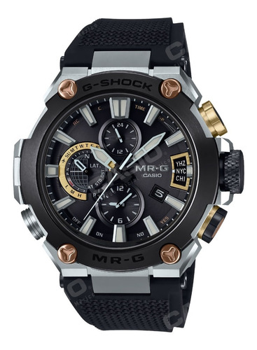 Reloj Casio G-shock Metal Smart Access Mrg-g2000r-1adr