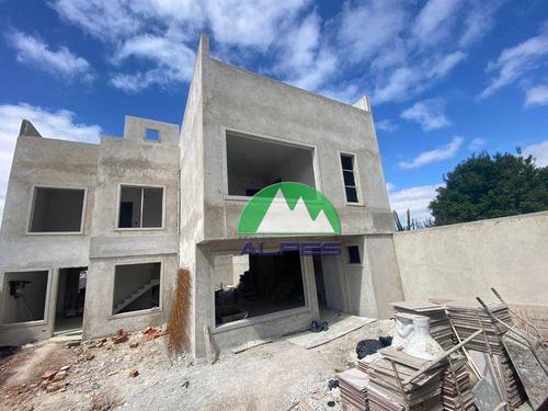 Imagem 1 de 20 de Sobrado Com 3 Dormitórios À Venda, 160 M² Por R$ 690.000,00 - Lindóia - Curitiba/pr - So1286