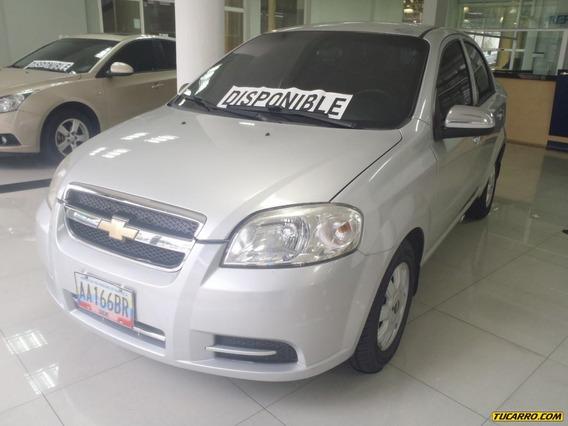 Chevrolet Aveo Lt- Automatico