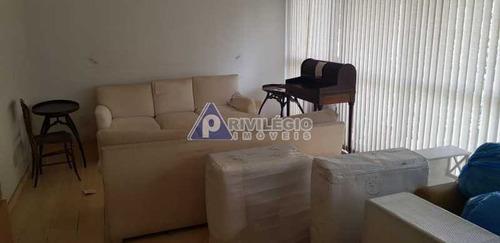 Imagem 1 de 26 de Apartamento À Venda, 2 Quartos, 1 Suíte, 1 Vaga, Gávea - Rio De Janeiro/rj - 3855