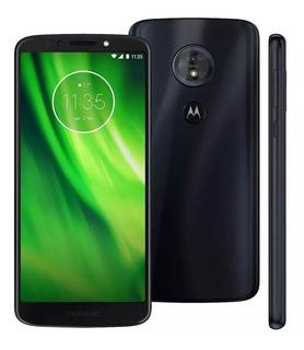 Celular Motorola Moto G6 Play Índigo 32 Gb Xt1922 Duo Sim