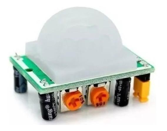 Sensor Detector Presença Pir Hc Sr501 Arduino Raspberry Node