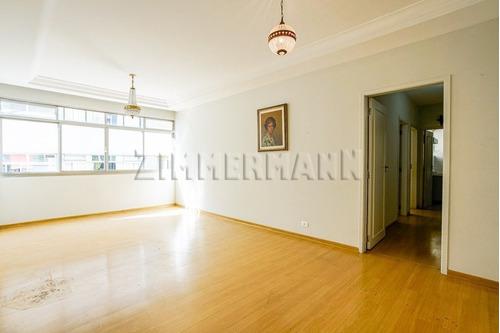 Imagem 1 de 15 de Apartamento - Santa Cecilia - Ref: 129861 - V-129861