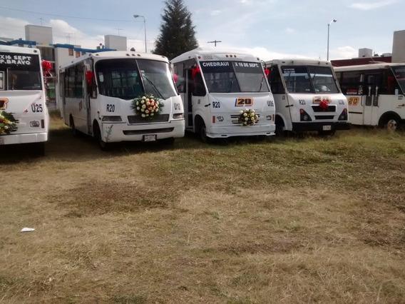 Rento Ó Vendo Placas Microbus Ruta 20