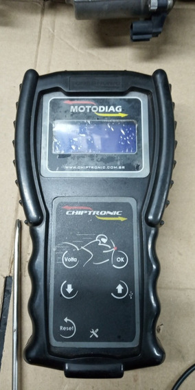 Scanner Motodiag Para Motos Multimarcas