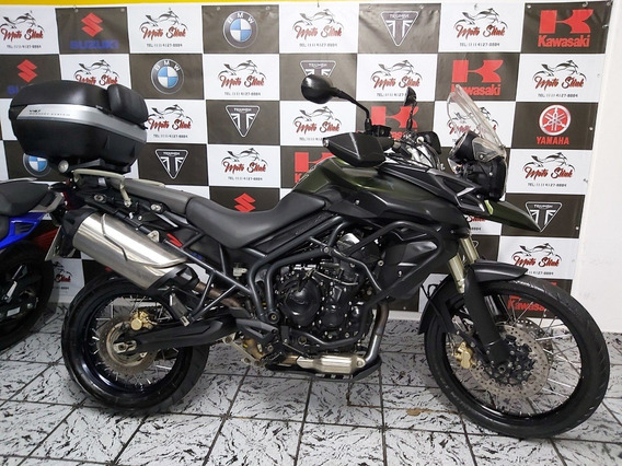 Triumph Tiger 800xc 2013 Moto Slink