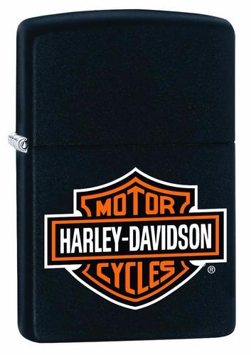 Encendedor Zippo Modelo 218 Original Harley Davidson