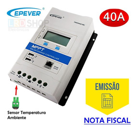 Substituto Do Tracer 40a - Triron 40a 1040w 12/24v Epever.