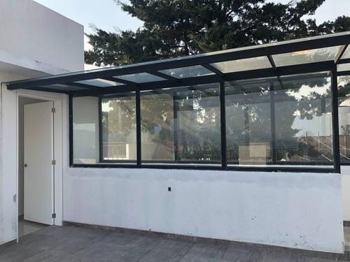 Departamento En Renta Cerrada De San Jose, Olivar De Los Padres