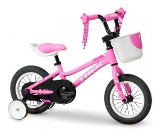 Bicicleta Trek Precaliber 12 Girl Rosado