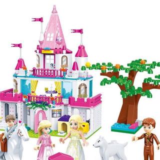 Princesa Castillo Bloque De Mini Bloque De Construcción De