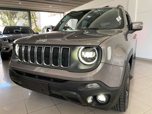 Jeep Renegade 1.8 Longitude At6  4x2 2021 #11