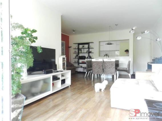 Apartamento Para Venda Por R$740.000,00 - Alphaville, São Paulo / Sp - Bdi20289