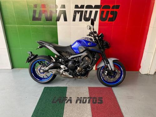 Yamaha Mt-09,2021 Financiamos E Parcelamos No Cartão