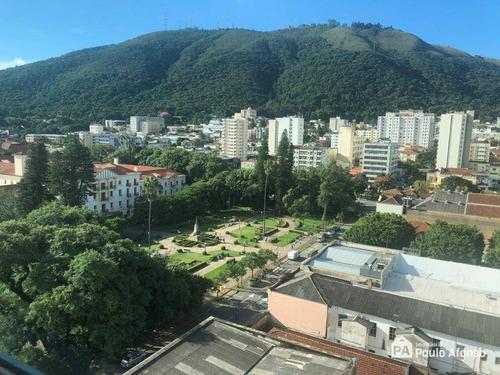 Apartamento Com 3 Dormitórios À Venda, 125 M² Por R$ 950.000,00 - Centro - Poços De Caldas/mg - Ap1722