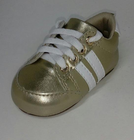 Sapato/tenis De Bebê Menino Fácil De Calça E Confortável
