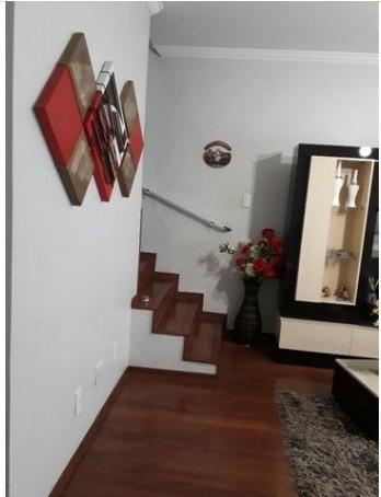 Casa Em Bairro Oswaldo Cruz, São Caetano Do Sul/sp De 136m² 3 Quartos À Venda Por R$ 640.000,00 - Ca295985