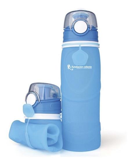 Oferta!!! Botella De Silicona Plegable Purificadora De Agua
