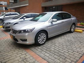 Honda Accord Ex V6 3.5 At Sedan