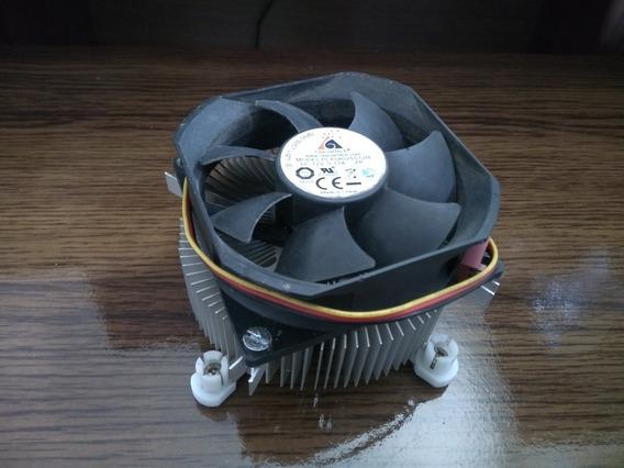 Intel® Core 2 Duo E7500 2.93ghz + Cooler E Dissipador