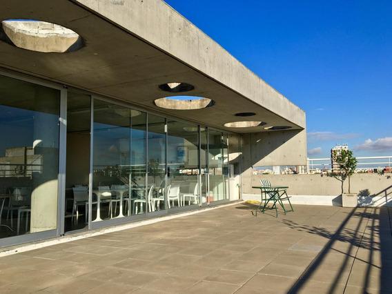 Oficina En Venta En Edificio Corporativo - Saavedra - Excelentes Espacios Comunes