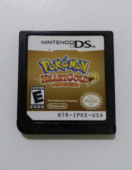 Pokémon Heart Gold Original Ds ( Frete Incluso)