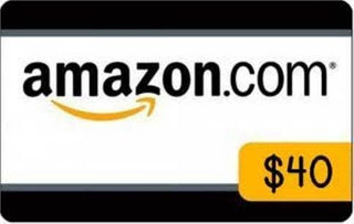 Amazon Store Gift Card$40