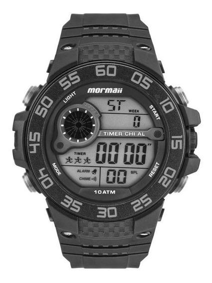 Relógio Mormaii Masculino Ref: Mo9451/8c Esportivo Digital