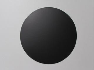 Disco Ppm Mate D.15 Cm (x100u) Negro Mármol- 199 Bauletto