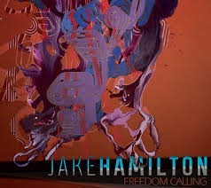 Cd Dvd Jake Hamilton Freedom Calling Lacrado Original