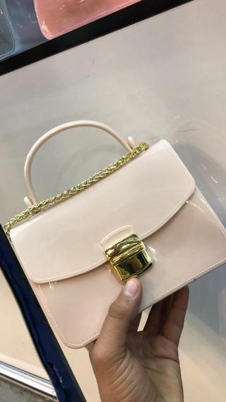Bolsa Pequena Estilo Melissa #lançamento2019