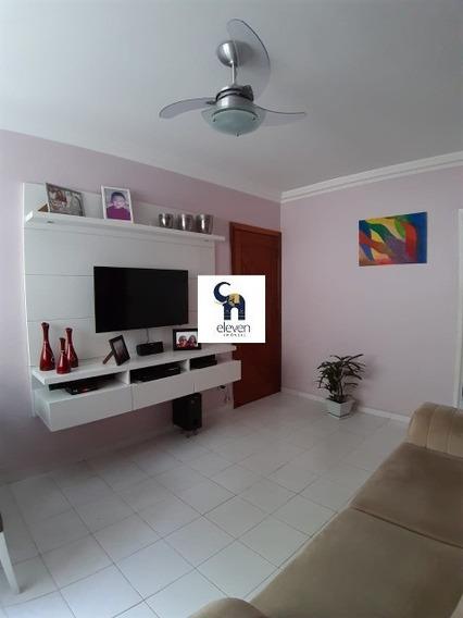 Eleven Imóveis, Apartamento No Térreo A Venda No Condomínio Jardim Pitangueira, 2/4 Com Dependência . - Ap03092 - 34454287