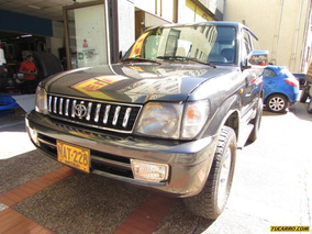 Toyota Prado Gx At 2700cc 3p