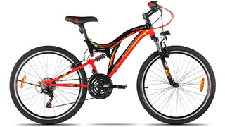 Bicicleta Mountain Bike Aurora Dsx Doble Susp R20 Envio