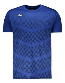 Camisa Kappa Giorgio Royal