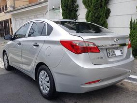 Hyundai Hb20s 1.0 Comfort Plus Flex 4p Completo 2014