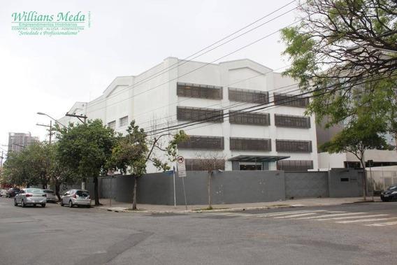 Prédio Para Alugar, 2300 M² Por R$ 80.000,00/mês - Várzea Da Barra Funda - São Paulo/sp - Pr0073