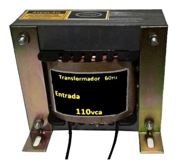 Transformador Trafo De Voltagem Saída 70 0 70v 10a 700w Uso Geral