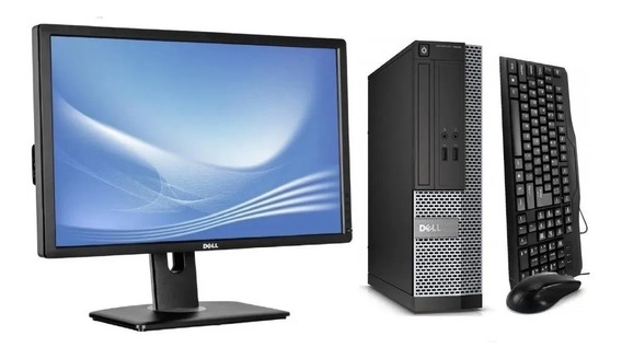 Dell Optiplex 3020 Core I3-4130 8gb Hd 500gb + Monitor 19pol
