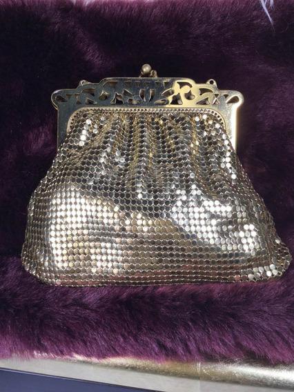 Mesh Whithing & Davis, 1930 Clutch Vintage, P/coleccionista