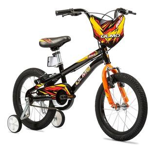 Bicicleta Olmo Niño R16 Cosmo Nautas