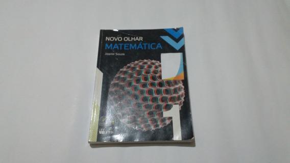 Livro Novo Olhar Matematica 1
